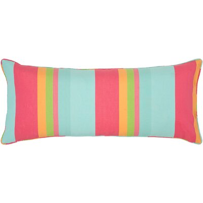 June Stripe Double Boudoir Pillow
