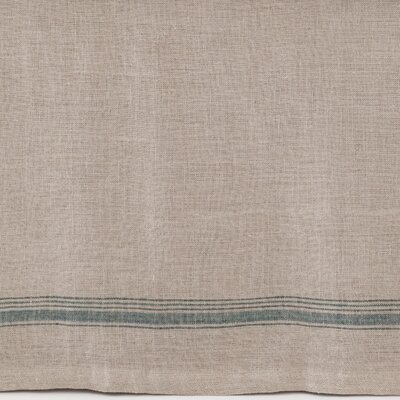 Pine Cone Hill Tea Towel Linen Stripe Sham Collection