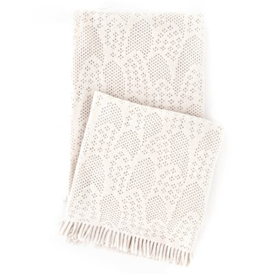Pine Cone Hill Lacey Acrylic Throw