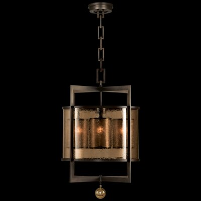 Fine Art Lamps Singapore Moderne 4 Light Foyer Pendant