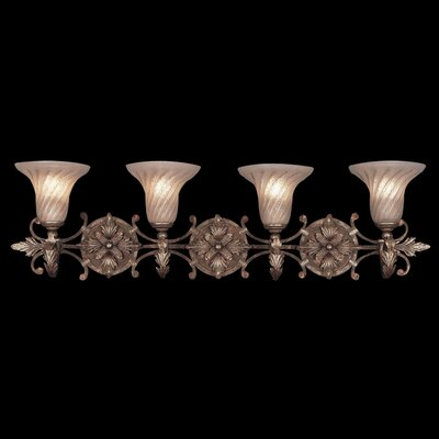 Fine Art Lamps Stile Bellagio 4 Light Bath Vanity Light