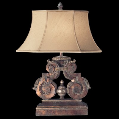 Fine Art Lamps Stile Bellagio 2 Light Table Lamp