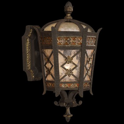 Fine Art Lamps Chateau 1 Light Outdoor Wall Lantern