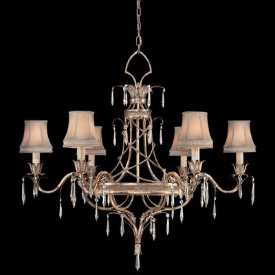 Fine Art Lamps Pastiche 6 Light Chandelier