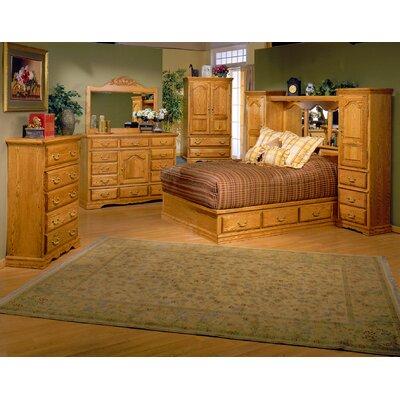 bebe furniture country heirloom pier wall platform bedroom collection