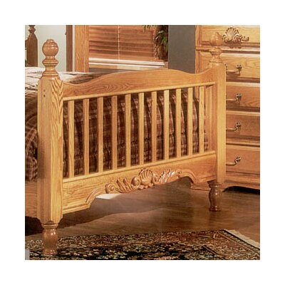 Country Heirloom Slat Post Bedroom Collection