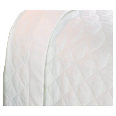 Diamond Quilted Coverlet Collection
