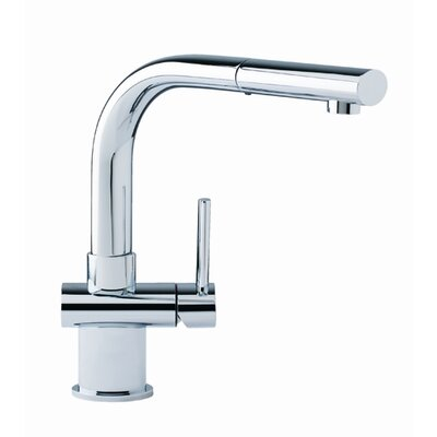 Franke Single Handle Single Hole Kitchen Faucet with Stream