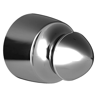 "Hansa HansaMotion 0.9"" Towel / Robe Hook in Chrome"