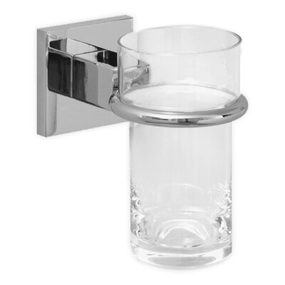 Hansa HansaQuadris Tumbler Holder with Glass