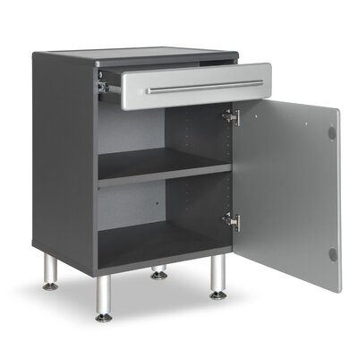 Ulti-MATE 1-Drawer 1-Door Base Cabinet