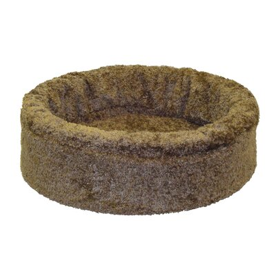 Muttluks Bio Cuddler Donut Dog Bed