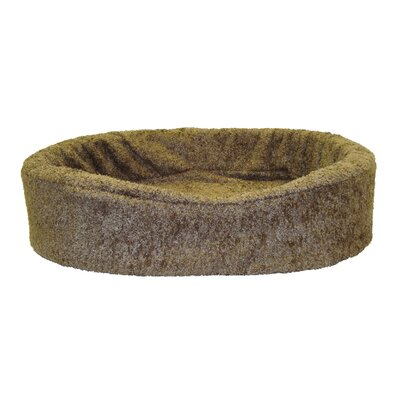 Muttluks Bio Cuddler Dog Bed in Bronze Essence