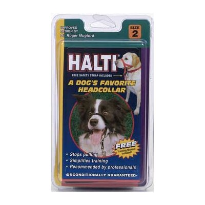 Coastal Pet Products Halti Head Dog Halter