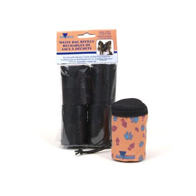 Coastal Pet Products Advance Waste Bag Refills