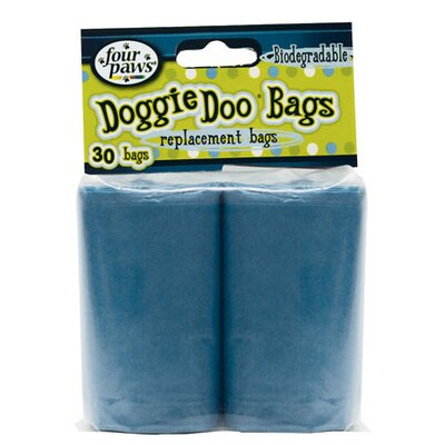 Four Paws Doggie Doo Dispenser Refill Bag (30 Counts)