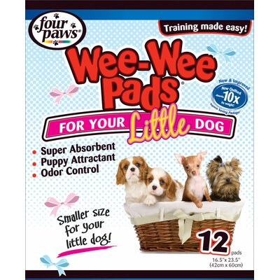 Four Paws Wee-Wee Pads for Puppies