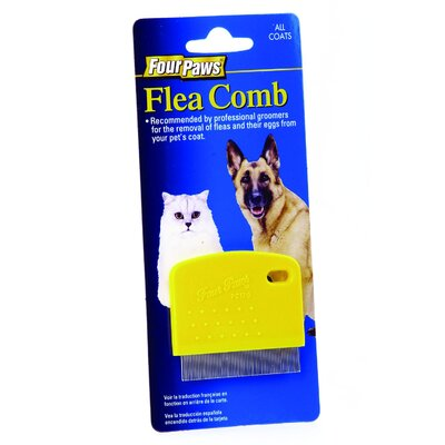 Four Paws Pet Palm Flea Comb