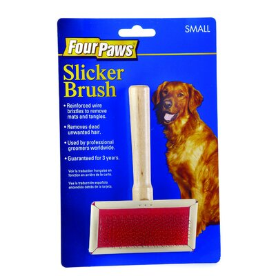 Four Paws Slicker Wire Pet Brush