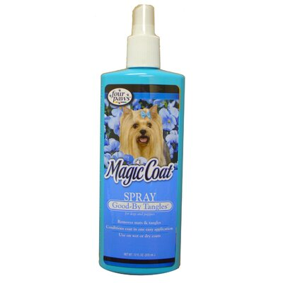 Four Paws Dog Magic Coat Good by Tangles - 12 oz.