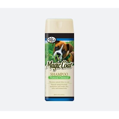 Four Paws Dog Magic Oatmeal Shampoo - 16 Oz.