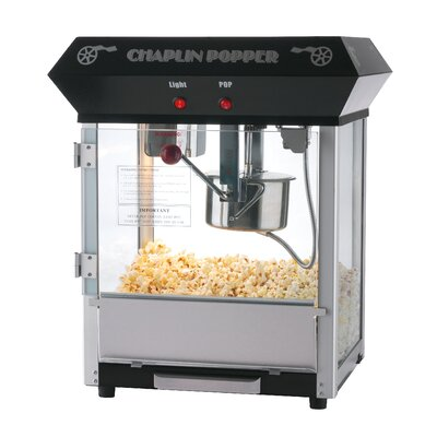 Great Northern Popcorn Chaplin 2 Gallon Bar Style Popcorn Machine