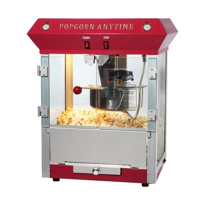 Great Northern Popcorn Popcorn Anytime 6 Ounce Popcorn Machine