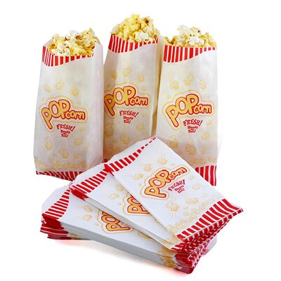 Great Northern Popcorn Popcorn Theater Paper Bags