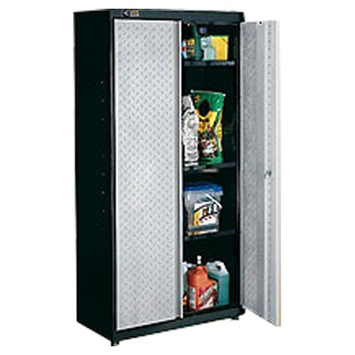 Stack-On 2-Door Floor Storage Cabinet