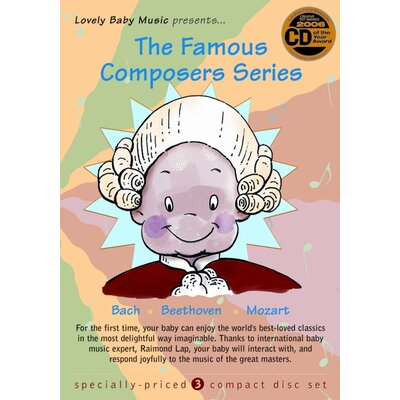 Lovely Baby Music Famous Composers CD