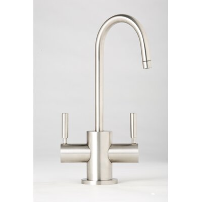 Waterstone Parche Two Handle Single Hole Hot and Cold Water Dispenser Faucet with Lever Handle