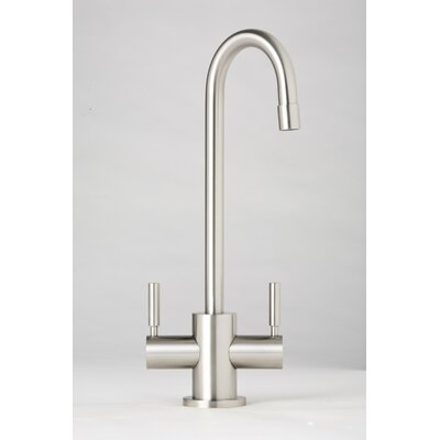 Parche Two Handle Single Hole Bar Faucet with Lever Handle