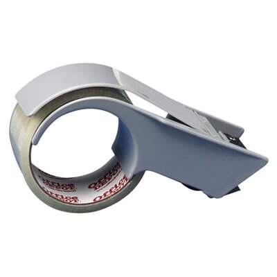 "Sparco Products Handheld Sealing Tape Dispenser, Holds 2""w Tape w/ 3"" Core"