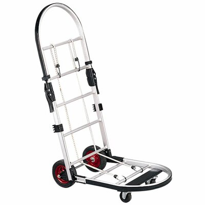 "Sparco Products Portable Platform Cart, Open Dim 14-1/2""x26""x38-1/4"""
