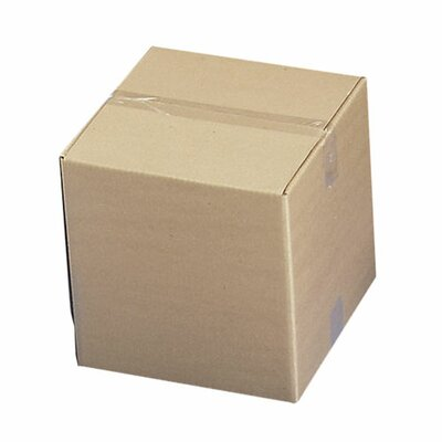 "Sparco Products Shipping Carton, 10""Wx10""Dx10""H, 25/PK, Kraft"