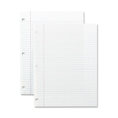 Sparco Products Standard Filler Paper (200 Per Pack)