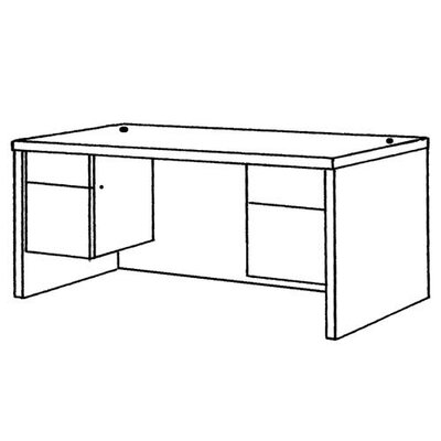 Lorell Lorell 68000 Series Furniture Ensemble