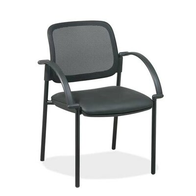 Lorell Guest Chair with Mid Back