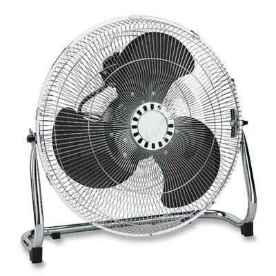 Lorell Heavy-Duty Floor Fan