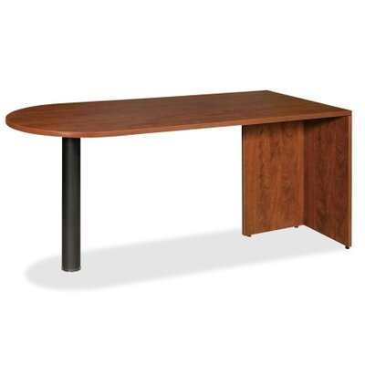 "Lorell 30"" H x 72"" W Desk Peninsula"