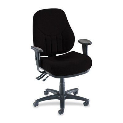 Lorell Baily Series High-Back Multi-Task Chair