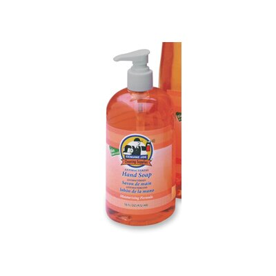 Genuine Joe Antibacterial Moisturizing Liquid Soap - 16 OZ