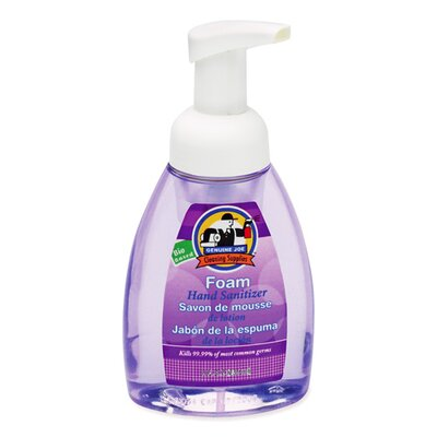Genuine Joe Foaming Hand Sanitizer, Purple