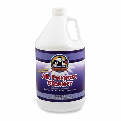 Genuine Joe Ready-to-Use All-Purpose Cleaner, White