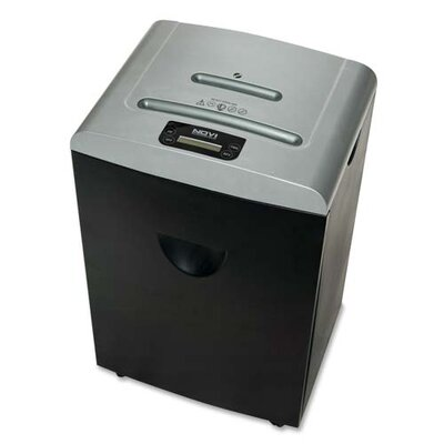 Compucessory Compucessory 10 Sheet Micro-Cut Shredder, Graphite