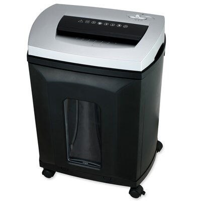 Compucessory Compucessory Small Office Cross Cut Shredder, Gray