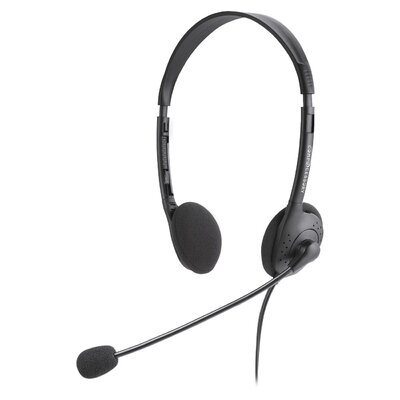 Compucessory Stereo Headphone with Microphone