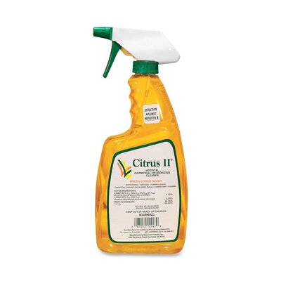 Beaumont Products Citrus Germicidal Cleaner