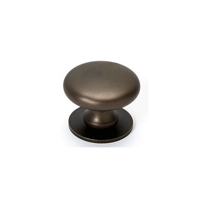 Alno Inc Traditional Round Knob