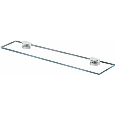 "Alno Inc Euro 24"" x 2.19"" Bathroom Shelf"